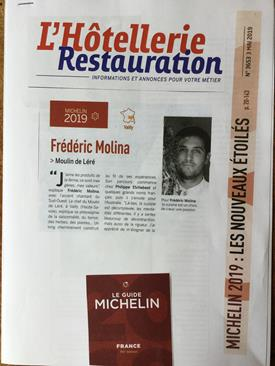 HOTELLERIE ET RESTAURANTION MAG
